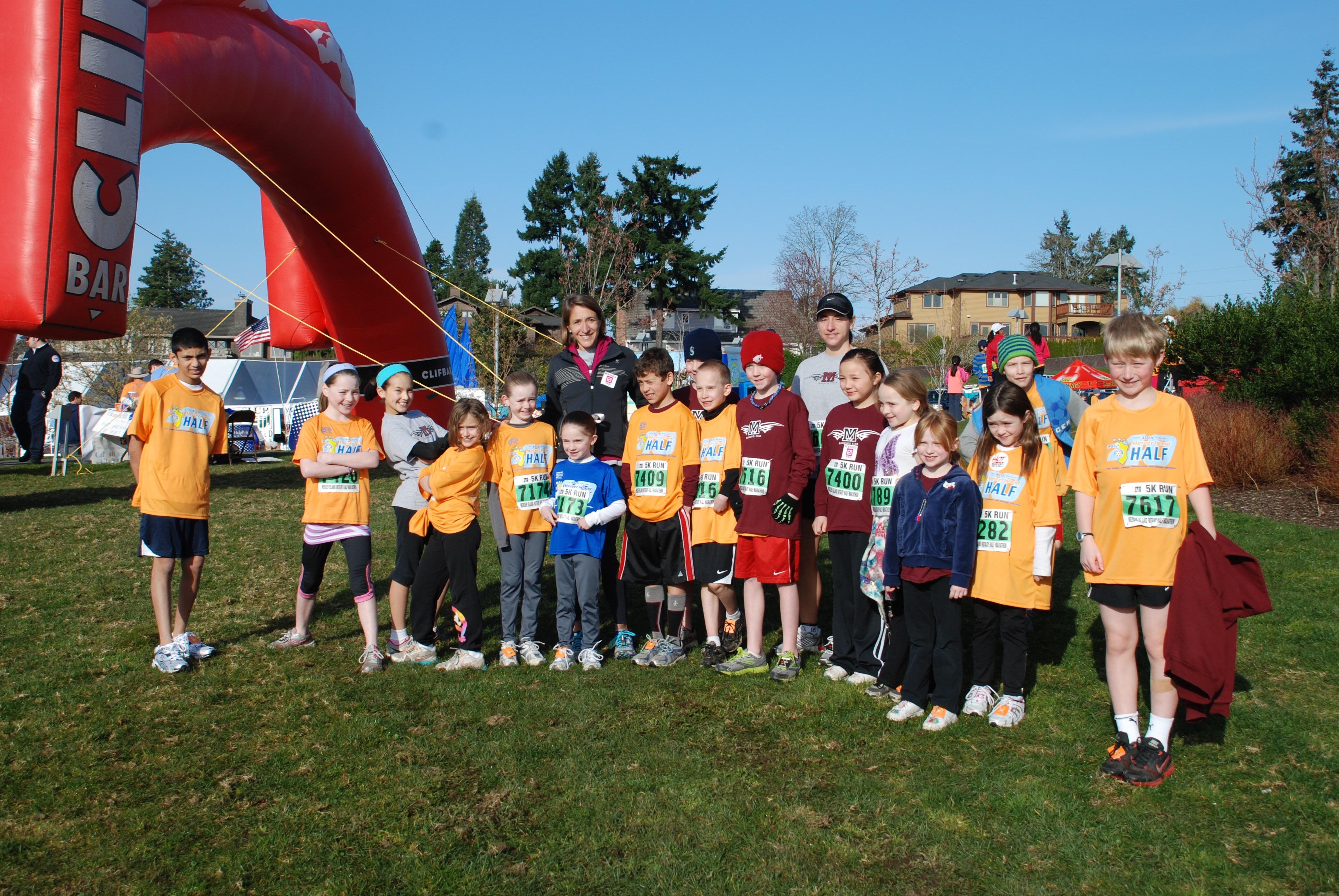 Elementary Running Club – MI XC-Track and Field